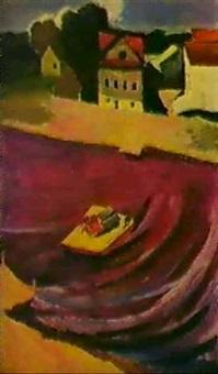 le bac, 1962 by alexandre komarov