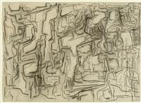 labyrinthe by bernard saby