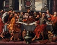 la última cena by pieter aertsen