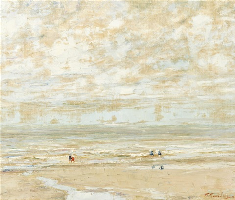 plage by pierre paulus