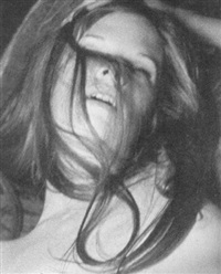 portrait of a girl by sanne sannes