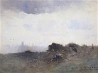 distant town, parramatta by jesse jewhurst hilder
