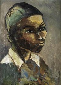 head study by ben enwonwu