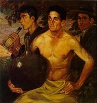 bacchus by josé rodríguez radillo