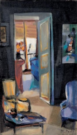 la porte ouverte by marcel mouly