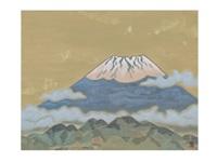 mt. fuji by yoson ikeda