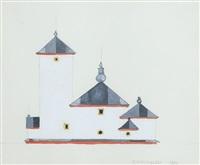 orthodox church by jerzy nowosielski