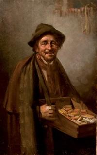 vendedor de librillos by roman navarro garcia