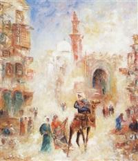 le beau tapis du caire by leopold m. baijot