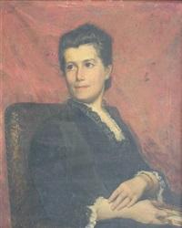 femme au bracelet by paul merwart