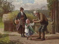off to market by james clarke waite