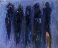 evening forms by gerald davis