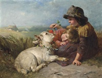 the favourite pet by james john hill