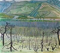 landscape by valias semertzides