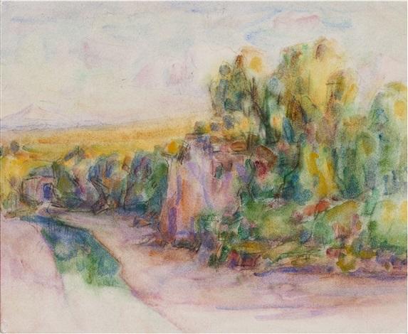 brighams creek by john peter russell