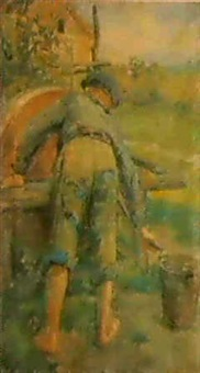 le jeune remouleur by ivan i. andreev