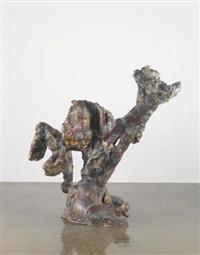 tartan dancer 2 by rebecca warren