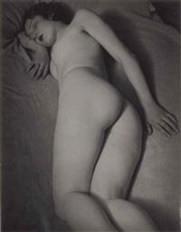 nu, c. 1932 by brassaï