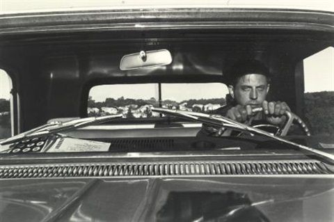 haverstraw self portrait by lee friedlander