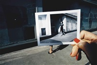 charles jourdan, spring 1978 by guy bourdin