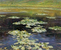 lilies by rod goebel