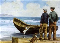 going fishing by anthony mcnally