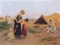 famille nomade by josé alsina