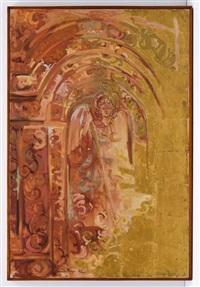 arcángel. altar de los arcángeles by carmen parra