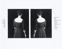 untitled (from in a dream... portfolio) by lorna simpson