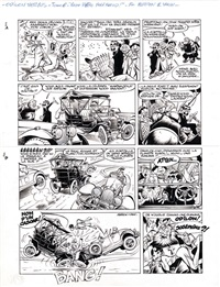 odilon verjus - vade retro hollywood, planche 8 by laurent verron
