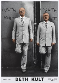 deth kult by gilbert and george