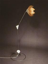 symanka-sy 1-stehlampe by günter ssymmank