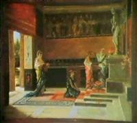 il tempio de venere by giuseppe patti sciuti