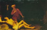 the good samaritan by lambert jacobs