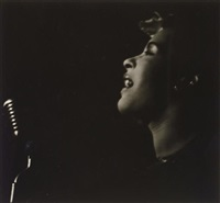 billie holiday by ronny jaques