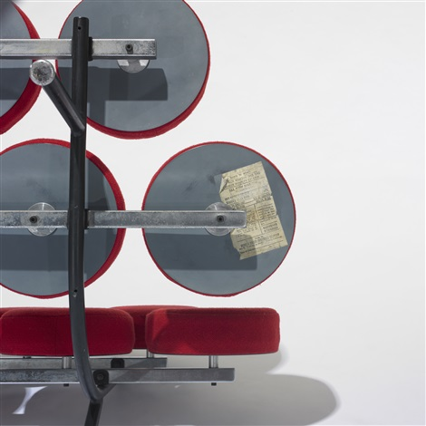 marshmallow sofa by george nelson associates