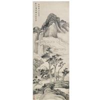 landscape by zhou shunchang