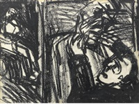 in the studio i by leon kossoff