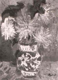 vase de fleurs by yvonne mottet
