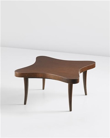 tréfle coffee table by jean royère