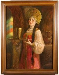 boyarina by anatollo sokolov