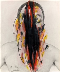 sans titre by arnulf rainer