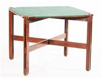 tavolo verde by ico parisi