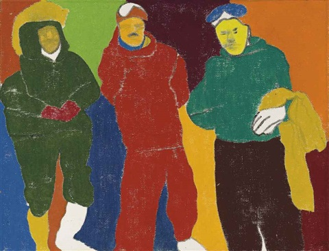 a small defeat by ronald brooks kitaj