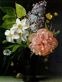 flowers of spring by françois lepage