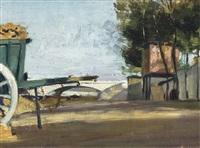 le quai à paris by henri evenepoel