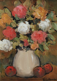 roses by gladys maccabe