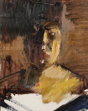portrait study by nicolas granger taylor