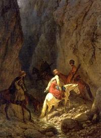 a caucasian adventure by konstantin nikolaevich filippov