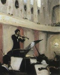 le premier violon by konstantin assol